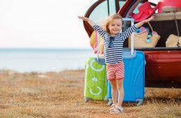 inpakken kamperen kleine auto