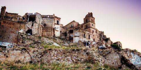 5 bijzondere spookstadjes in Europa