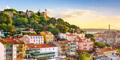 Portugal: kleurrijk land met lange kustlijnen