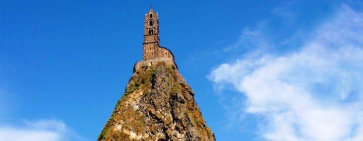 Auvergne - vulkanen in Frankrijk