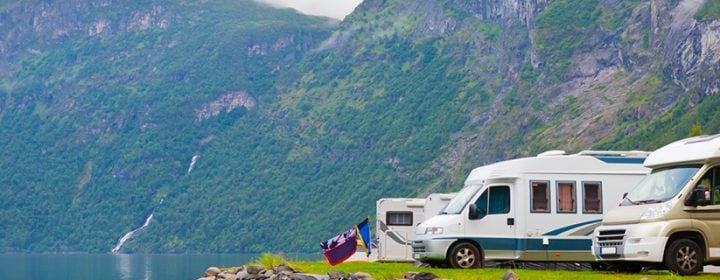8x natuurrijk kamperen met fantastisch uitzicht