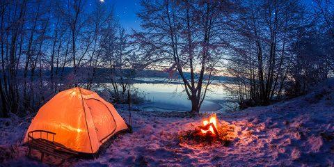 Kamperen: 5 koude nachten tips