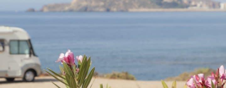 Camperregels in Spanje; waar moet ik op letten?
