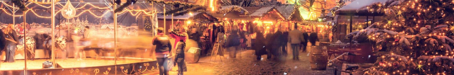Top 5 Kerstmarkten In De Buurt Acsi Eurocampings Blog