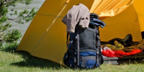 Zijn jouw kampeerspullen goed verzekerd?