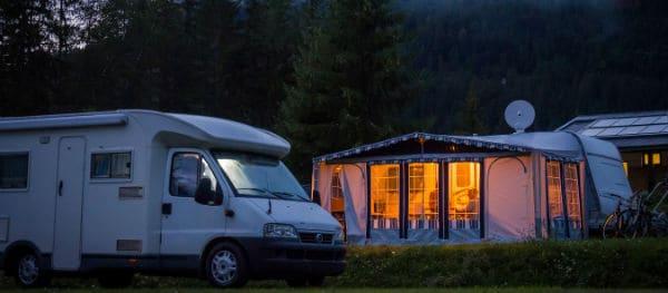 Stroomverbruik op de camping