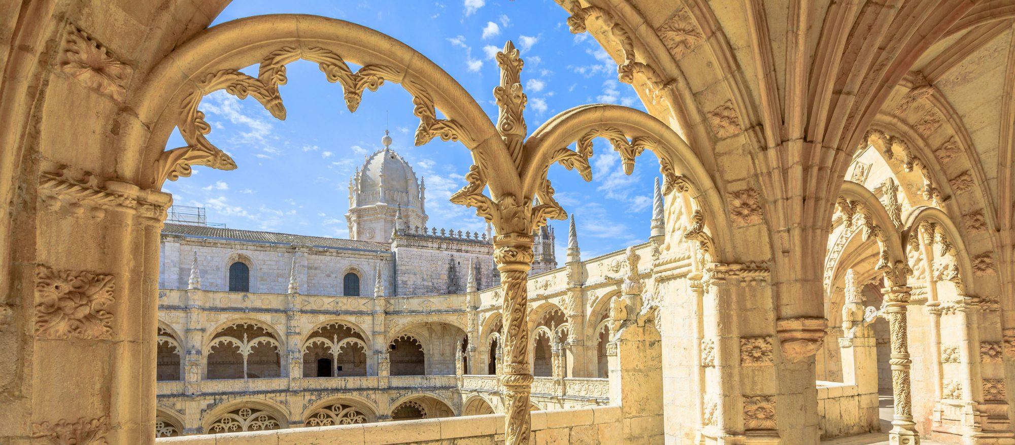 Mosteiro dos Jerónimos (Hiëronymietenklooster) - Lissabon