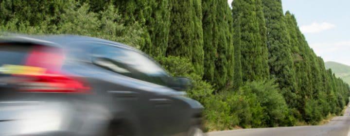 Let op: maximumsnelheid in Frankrijk verlaagd
