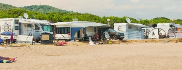 Campings in Catalonië