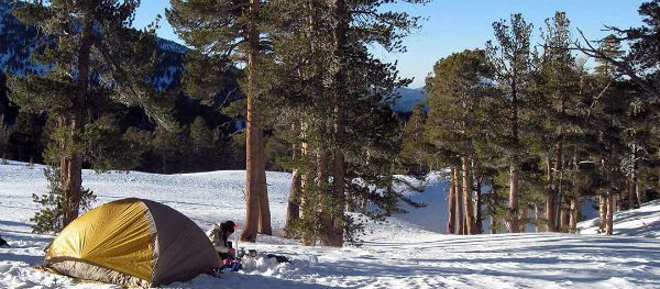 Winterkamperen