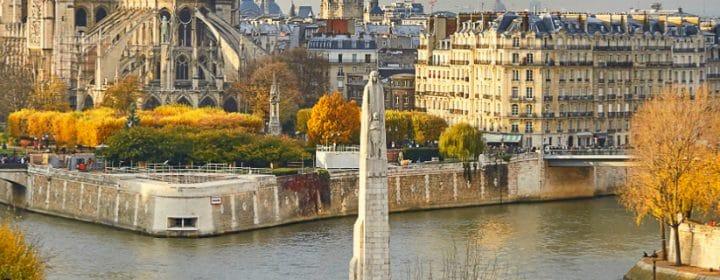 Kamperen aan de Seine: onze tips