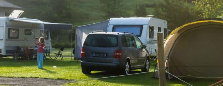 Kamperen met vouwwagen of caravan: waar moet je op letten?