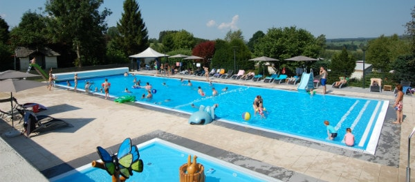 Kamperen in België