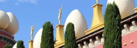 De Costa Brava: thuisbasis van Salvador Dalí