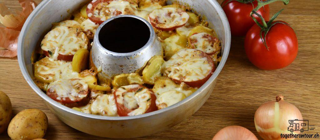 Aardappels met gehakt