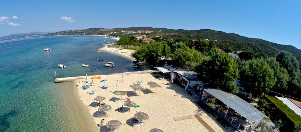 Camping Ouranoupoli