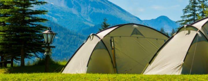 Luxe kamperen, ook in eigen tent!