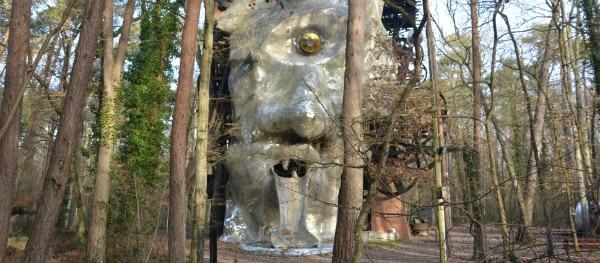 Milly la Forêt - Atlas Obscura