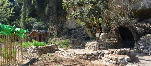 Josep Pujiula labyrinth