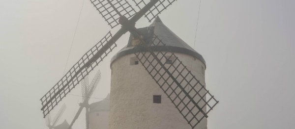 Windmolens La Mancha