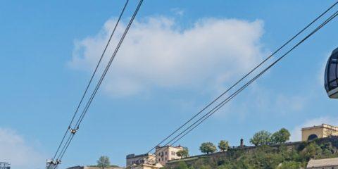 5 bijzondere kabelbanen in Europa