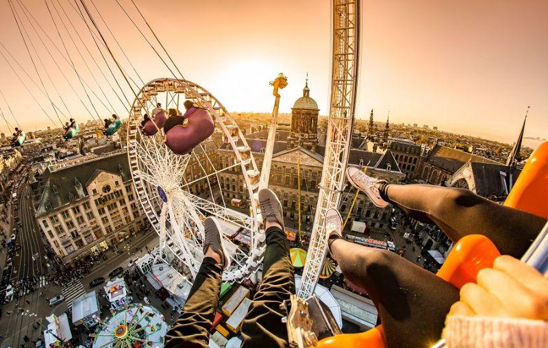 Carnival in Amsterdam