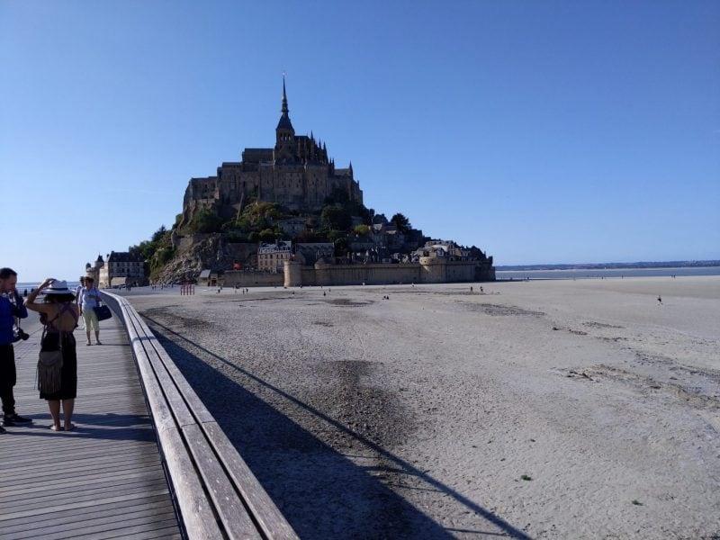 Le-Mont–Saint-Michel