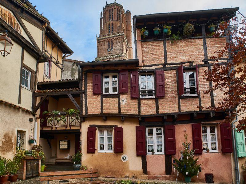 Huis renaissance Albi
