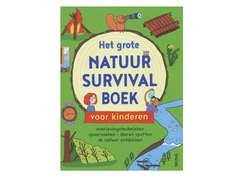 Natuur survival boek