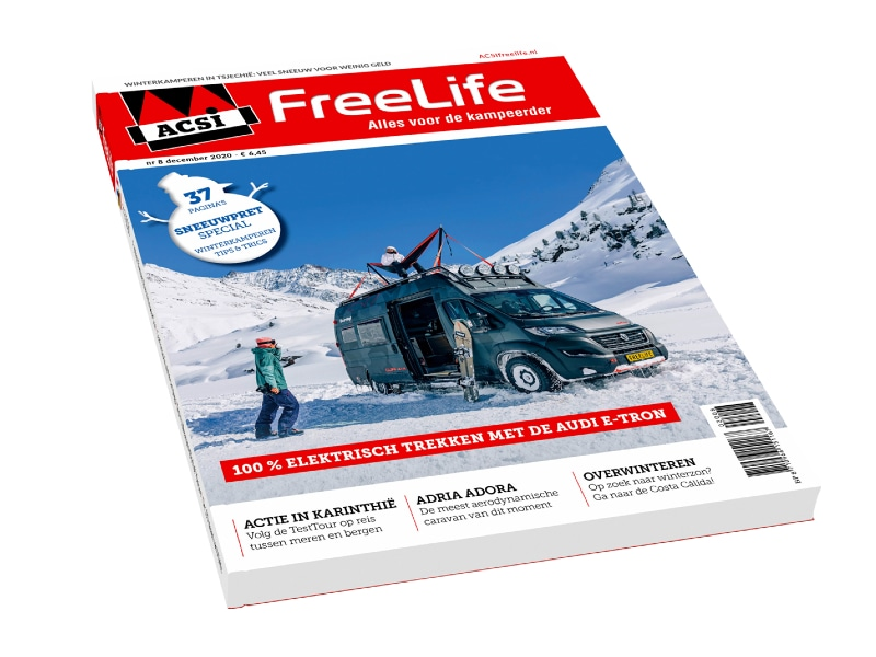 ACSI FreeLife magazine