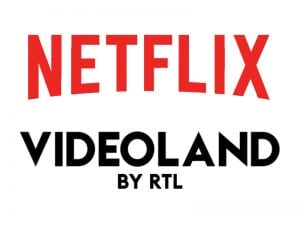 Bekende on demand diensten: Netflix en Videoland