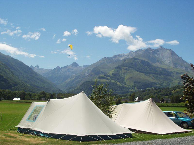Camping Auzun Nature Pyreneeën
