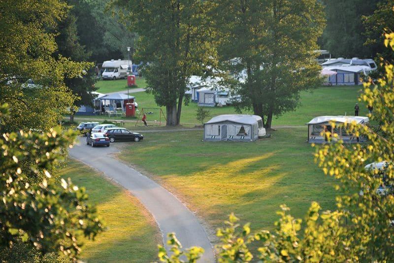 Camping Laagseizoen