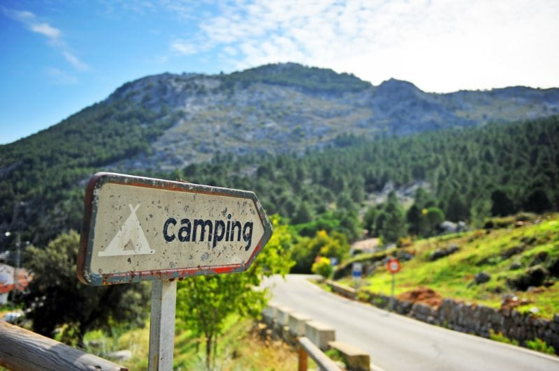 More and more campsites are working towards becoming more sustainable