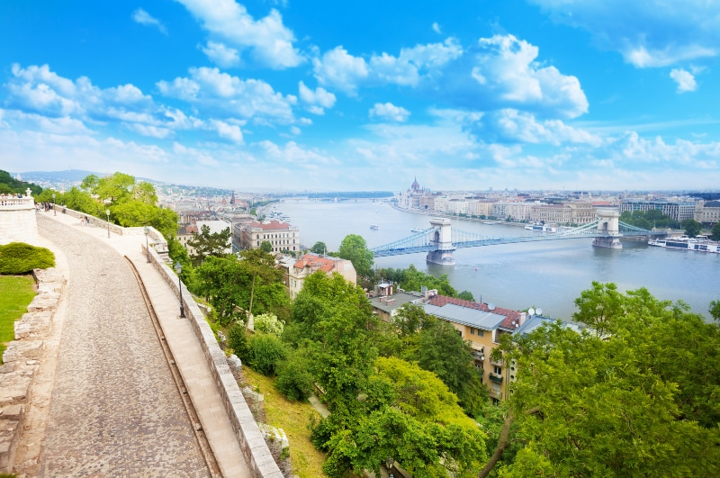 Geoguessr Boedapest