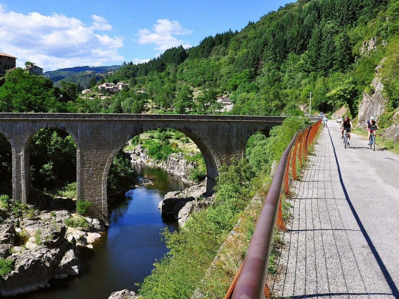 La Dolce Via in Frankrijk