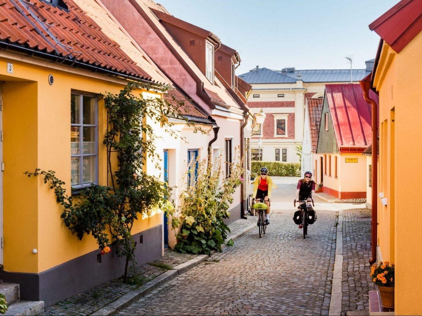 De Sydkustleden in Zweden