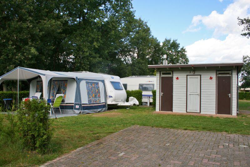 Privésanitair Camping Klein Canada