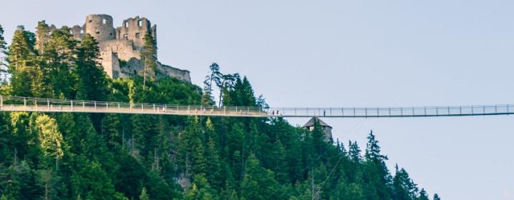 Hängebrücke Österreich