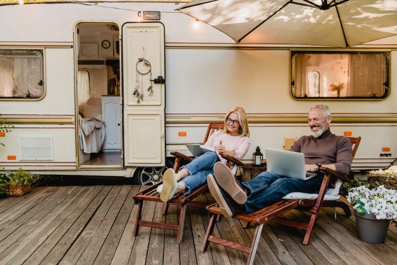 wifi in de caravan