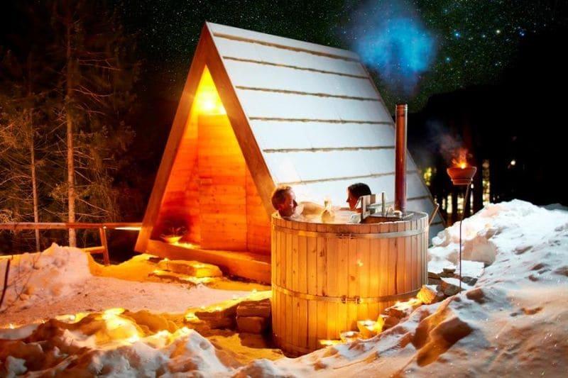 Hottub Camping Bled