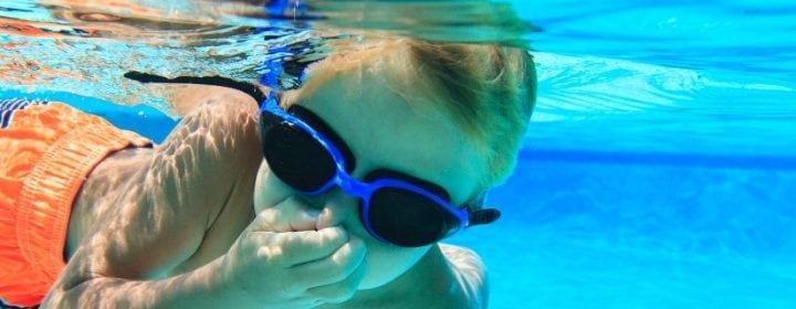 Zwembadregels in Frankrijk