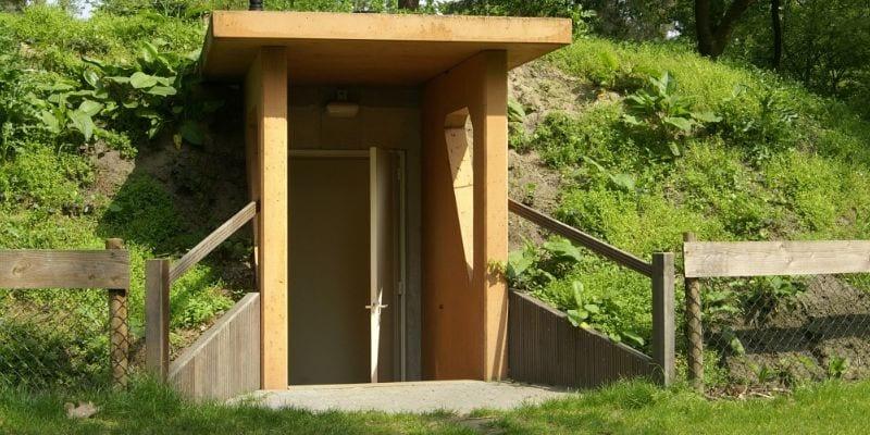 Privé sanitair Camping de Paal