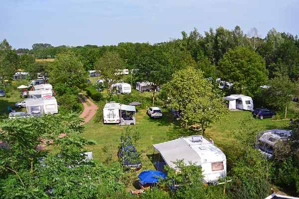 Camping Jelly's Hoeve - themacamping