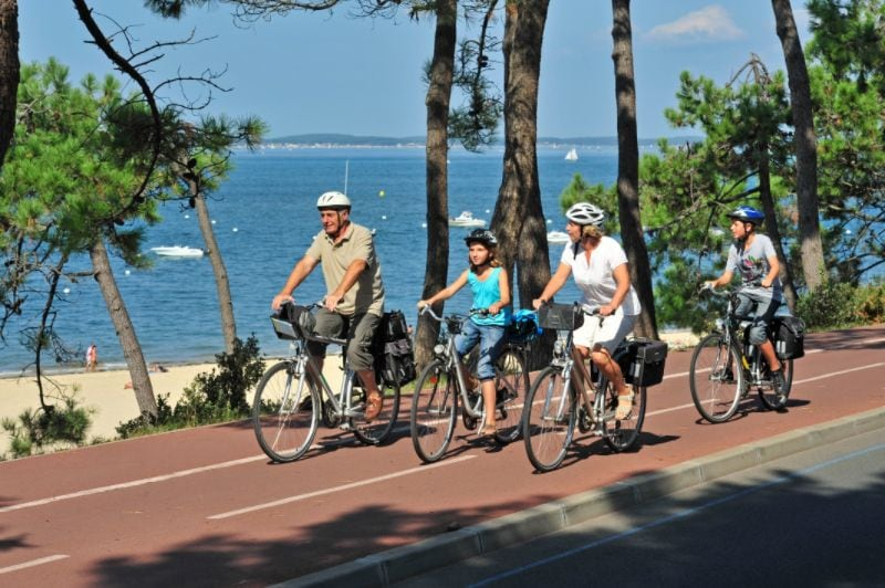 De mooiste fietsroutes langs het strand