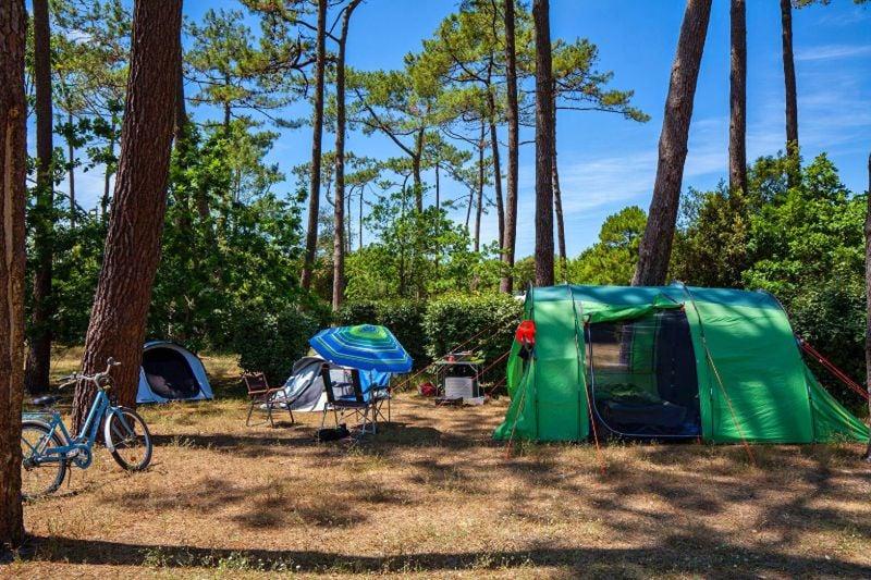Camping Frankrijk aan zee