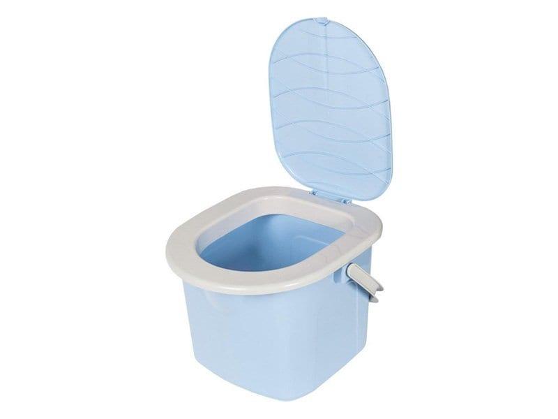 Basic toiletemmer