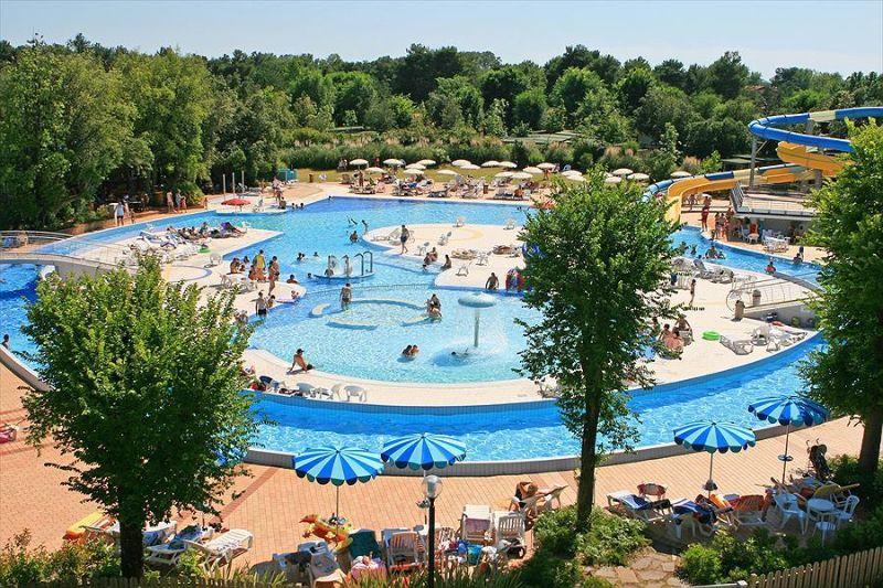 Zwembad Camping Villagio Europa